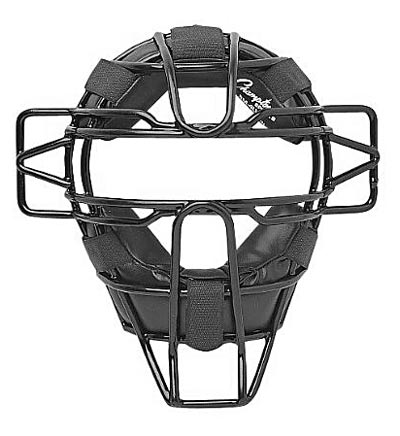 Champion Sports 030558 Champion Sports Black Ultra Light Weight Catchers Mask