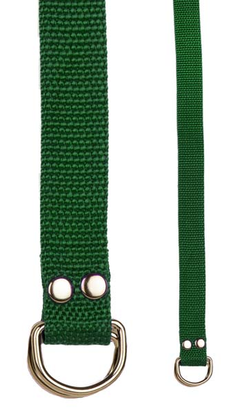 Champion Sports 20211 Football Belt Green