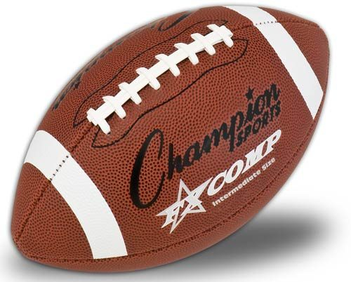 Champion Sports 20259 Composite Series Intermediate & Youth Size Football