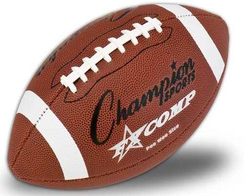 Champion Sports 20261 Composite Series Pee Wee Size Football