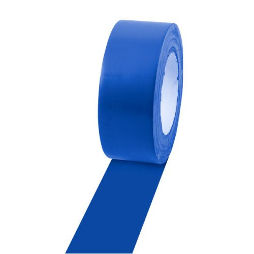 Champion Sports 2X36FTBL 2 in. x 36 Yards Vinyl Floor Tape Royal Blue