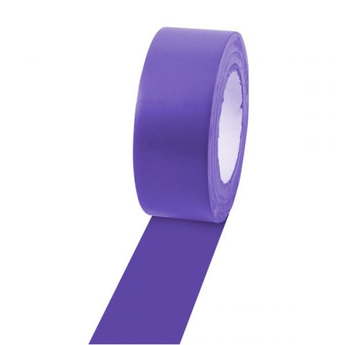 Champion Sports 2X60FTPR 2 in. x 60 Yards Vinyl Floor Tape Purple
