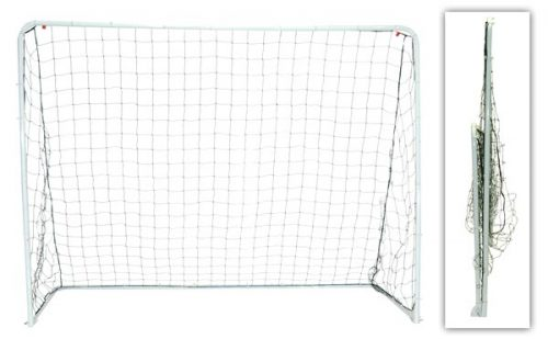 Champion Sports 49200 8 x 6 ft. Easy Fold Portable Soccer Goal