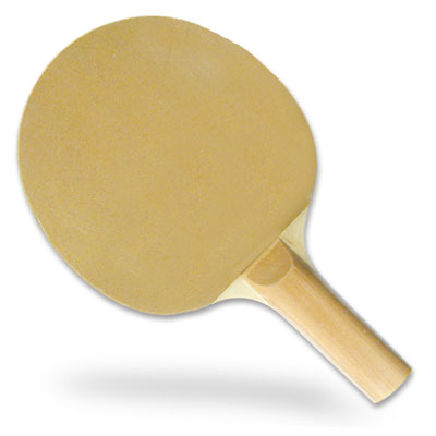 Champion Sports 5423 Sand paper Table Tennis Paddle