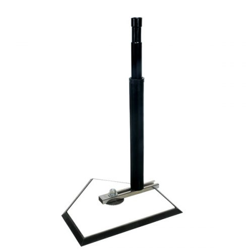 Champion Sports 91MP Multi-Position Batting Tee Black & White