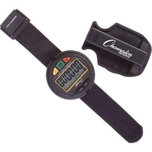Champion Sports 990 Jumbo Display Watch Black