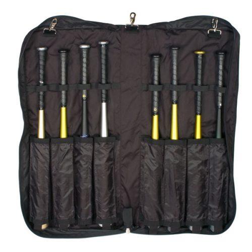 Champion Sports BC1050 Bat Portfolio Black