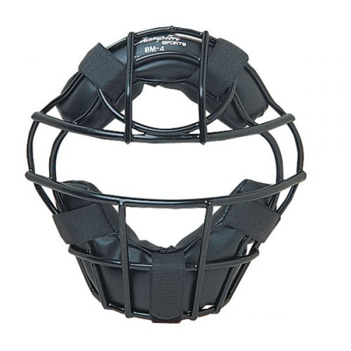 Champion Sports BM4 Heavy Duty Youth Catchers Mask Silver