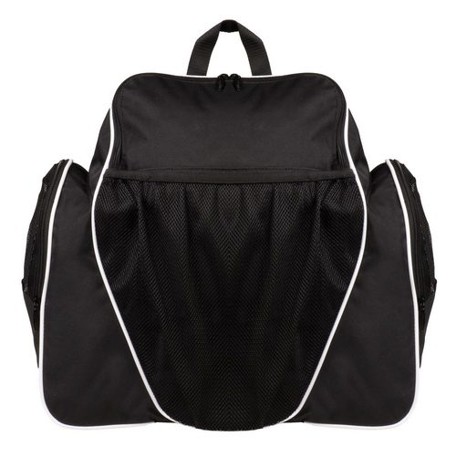 Champion Sports BP1810BK 18 x 19 x 10 in. Deluxe All Purpose Backpack Black