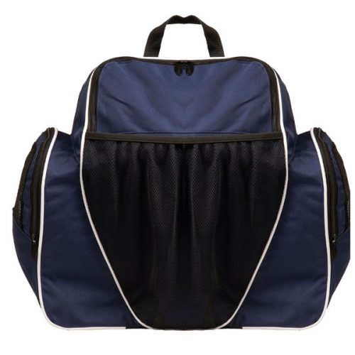 Champion Sports BP1810NY 18 x 19 x 10 in. Deluxe All Purpose Backpack Navy