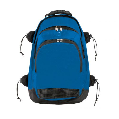 Champion Sports BP802BL 13 x 20 x 10 in. Deluxe All Purpose Backpack Royal Blue