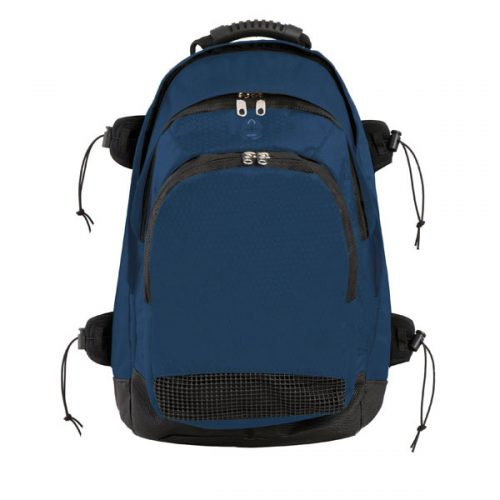 Champion Sports BP802NY 13 x 20 x 10 in. Deluxe All Purpose Backpack Navy