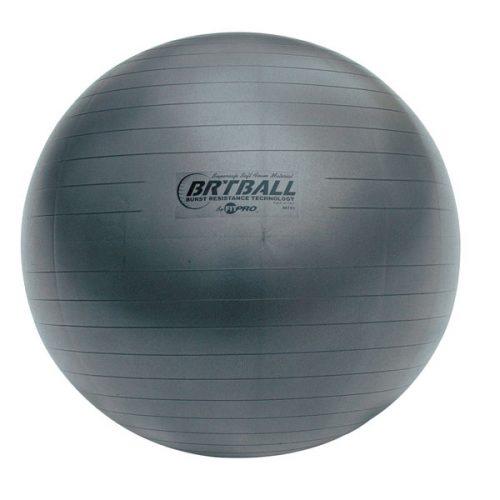 Champion Sports BRT95 95 cm Fitpro BRT Training & Exercise Ball Grey