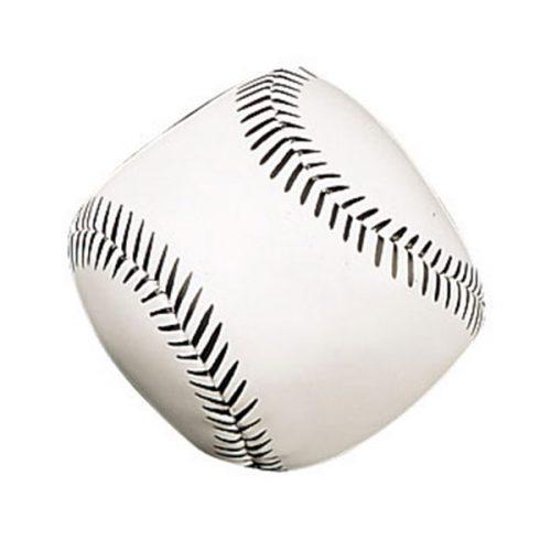 Champion Sports BS5 Soft Sport Baseball White & Black