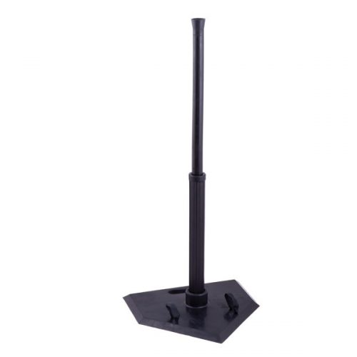 Champion Sports BT101 Portable Batting Tee Black - 1 Position