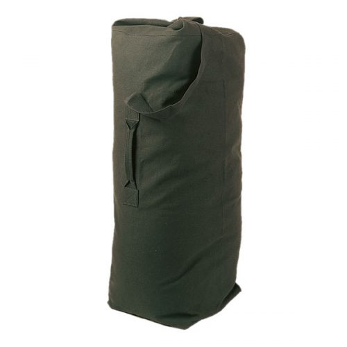 Champion Sports CB2441OD 22 oz Army Duffle Bag Olive Drab