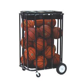 Champion Sports CBL Compact Ball Locker Black