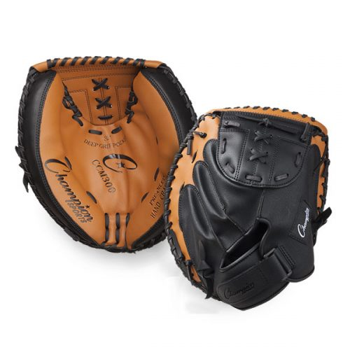 Champion Sports CCM300 32 in. Catchers Mitt Brown & Black