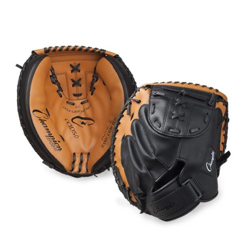 Champion Sports CCM350 33 in. Catchers Mitt Brown & Black
