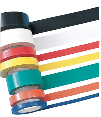 Champion Sports CHS1X36FTBK Floor Marking Tape Black