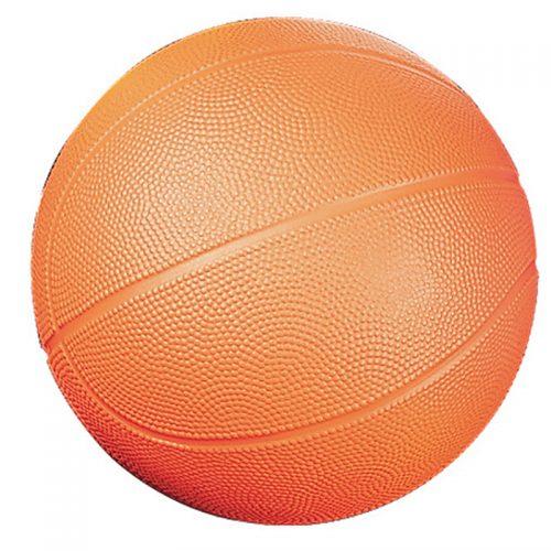 Champion Sports CHSBFCBN Coated High Density Foam Ball - Basketball
