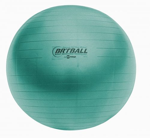 Champion Sports CHSBRT75 75 cm Training & Exercise Ball - Green