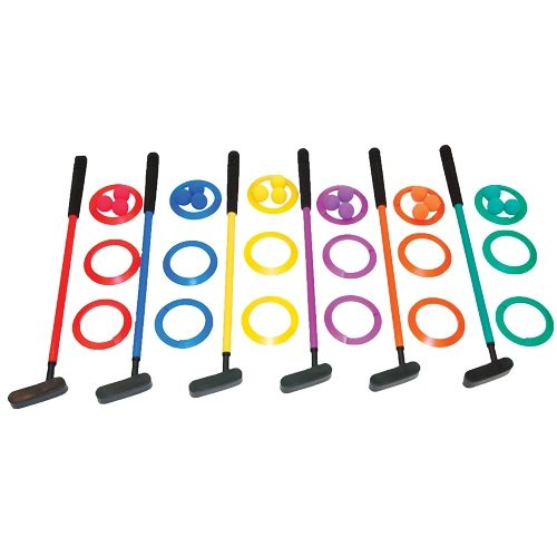 Champion Sports CHSMGSET Mini Golf Set
