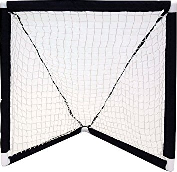 Champion Sports CHSMLG 3 X 3 Mini Lacrosse Goal - White