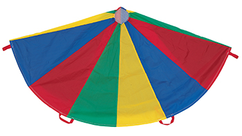 Champion Sports CHSNP12 Parachute 12Ft Diameter 12 Handles