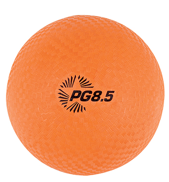 Champion Sports CHSPG85OR Playground Ball 8 .50 In Orange