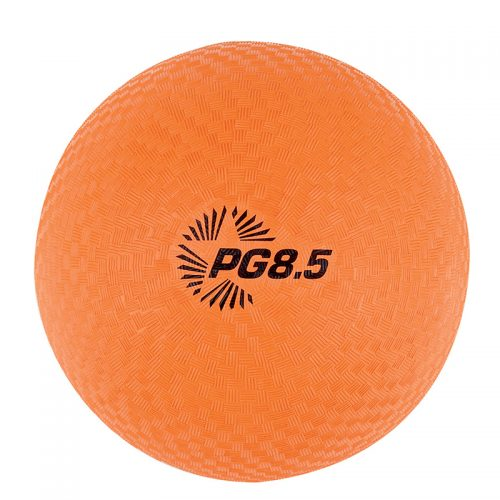 Champion Sports CHSPG85ORBN 8.5 in. Play Ground Ball Orange