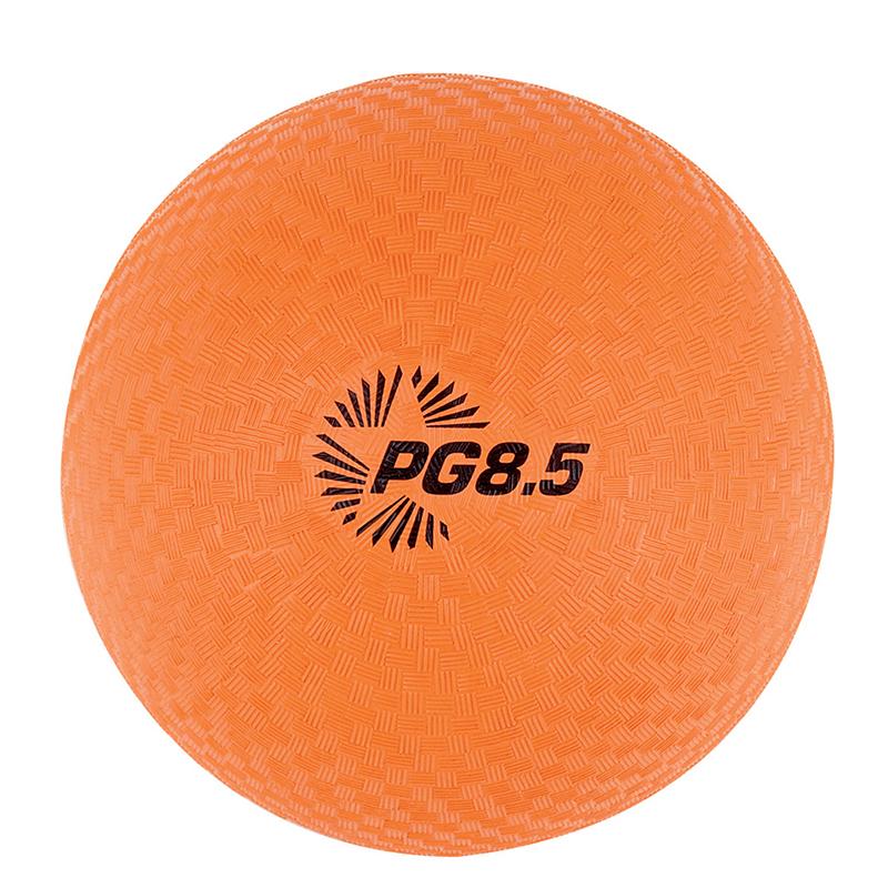 Champion Sports CHSPG85ORBN 8.5 in. Play Ground Ball Orange