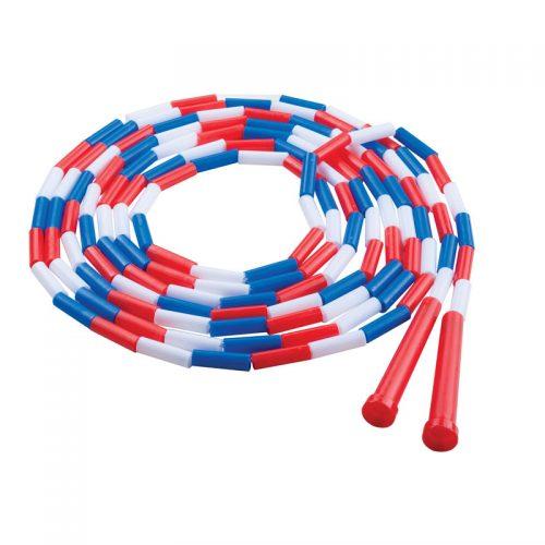 Champion Sports CHSPR16BN 16 ft. Plastic Segmented Ropes