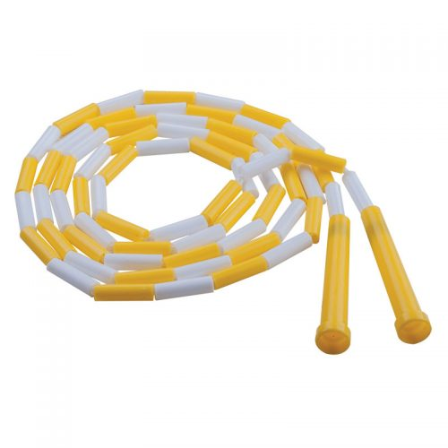 Champion Sports CHSPR8BN 8 ft. Plastic Segmented Ropes