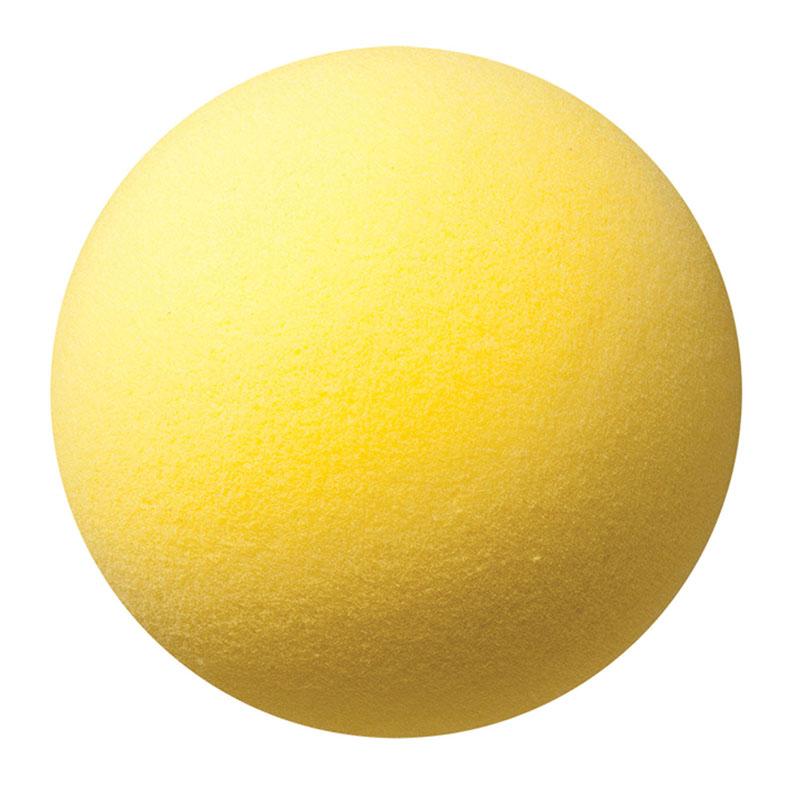 Champion Sports CHSRD7BN 7 in. Foam Ball Yellow
