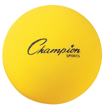 Champion Sports CHSRD85 Foam Ball 8 .50In