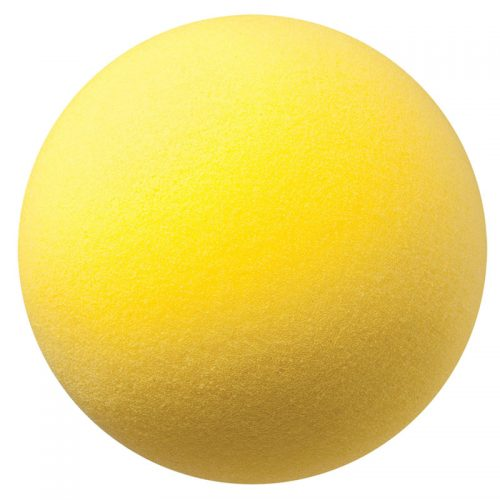 Champion Sports CHSRD85BN 8 .5 in. Foam Ball Yellow
