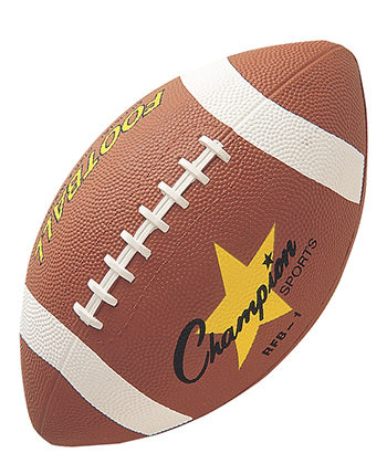 Champion Sports CHSRFB1 Football Official Size