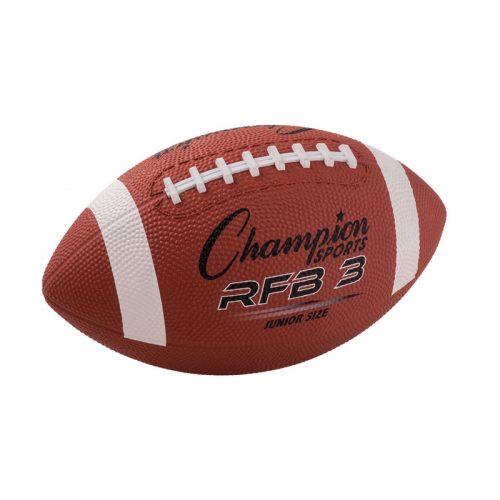 Champion Sports CHSRFB3BN Junior Size Football