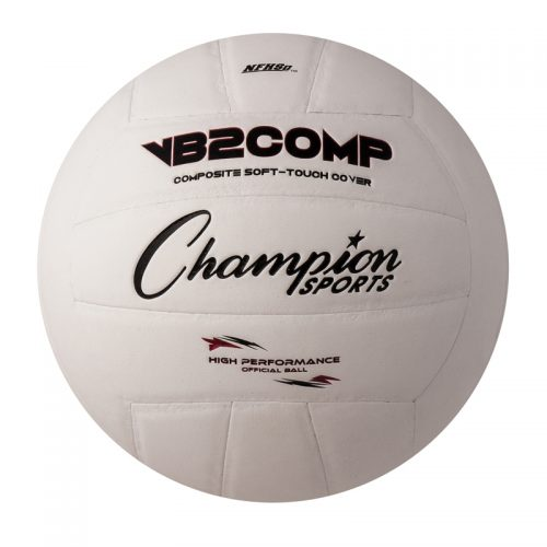 Champion Sports CHSVB2 VB Pro Comp Series Volleyball Official Size