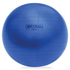 Champion Sports CSIBRT42 Blue Training-Exercise Ball