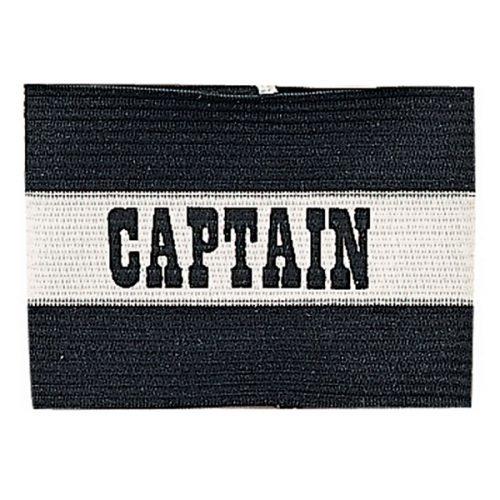 Champion Sports CYPBK Youth Captain Arm Band Black & White