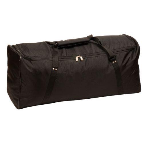 Champion Sports DB1001BK Deluxe Team Equipment Bag Black