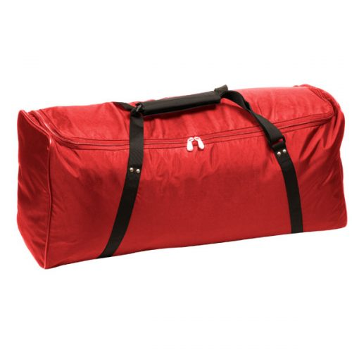 Champion Sports DB1001RD Deluxe Team Equipment Bag Red