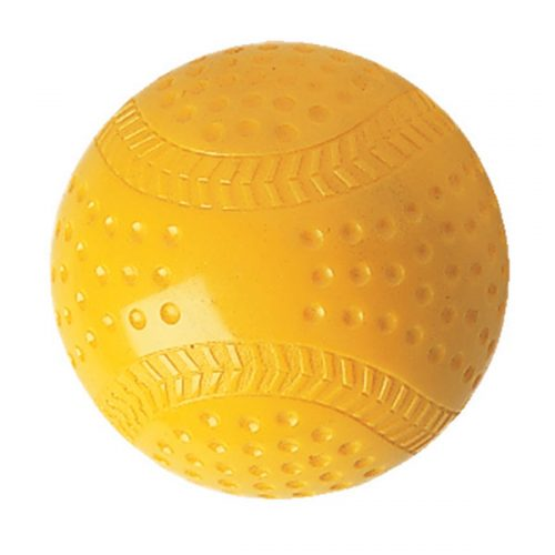 Champion Sports DSS20 9 in. Pitching Machine Baseball Yellow
