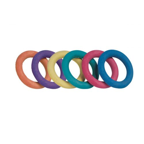 Champion Sports DTR Deck Tennis Ring Multicolor - Pack of 12