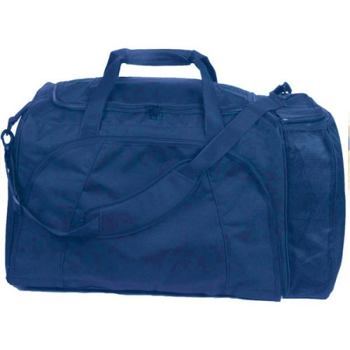 Champion Sports FB1528BL Football Equipment Bag Royal Blue