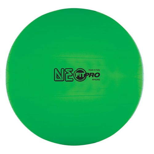 Champion Sports FP42NG 42 cm Fitpro Training & Exercise Ball Neon Green