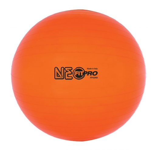 Champion Sports FP42NO 42 cm Fitpro Training & Exercise Ball Neon Orange