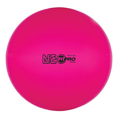 Champion Sports FP42NP 42 cm Fitpro Training & Exercise Ball Neon Pink